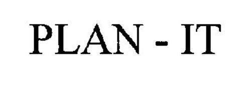 PLAN - IT