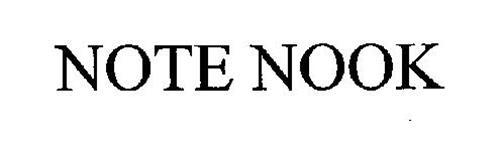 NOTE NOOK