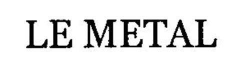 LE METAL