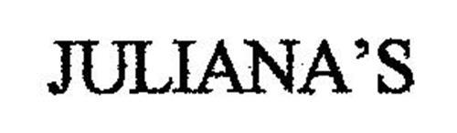 JULIANA'S
