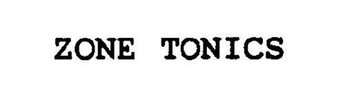 ZONE TONICS