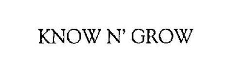KNOW N' GROW