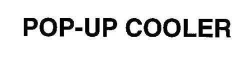 POP-UP COOLER
