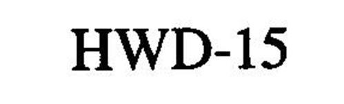 HWD-15