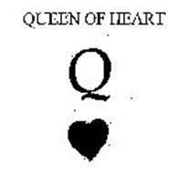 Q QUEEN OF HEART
