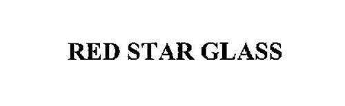 RED STAR GLASS