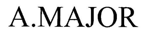 A.MAJOR