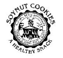 SOYNUT COOKIES A HEALTHY SNACK ALCORN STATE UNIVERSITY SERVICE SCHOLARSHIP DIGNITY MISSISSIPPI FOUNDED 1871