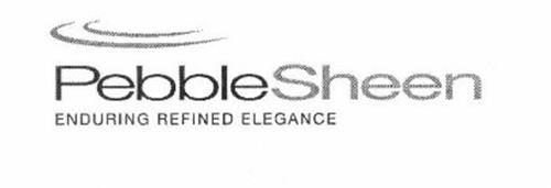 PEBBLESHEEN ENDURING REFINED ELEGANCE