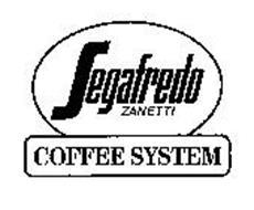 SEGAFREDO ZANETTI COFFEE SYSTEM