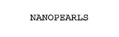 NANOPEARLS
