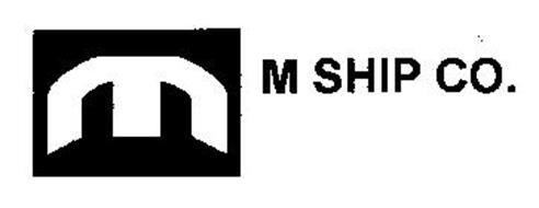 M M SHIP CO.