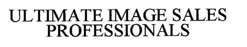 ULTIMATE IMAGE SALES PROFESSIONALS