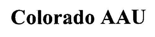 COLORADO AAU