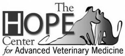 THE HOPE CENTER FOR ADVANCED VETERINARY MEDICINE