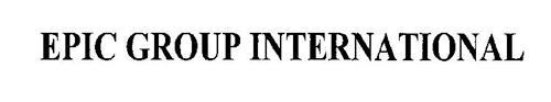 EPIC GROUP INTERNATIONAL