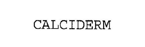 CALCIDERM