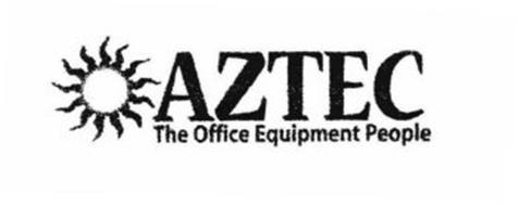 AZTEC THE OFFICE EQUIPMENT PEOPLE