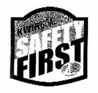 KWIK GOAL SAFETY FIRST