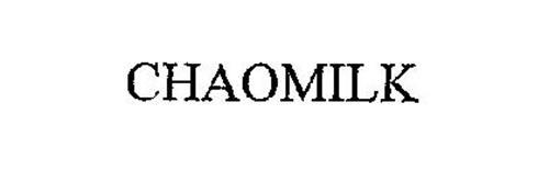 CHAOMILK