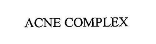 ACNE COMPLEX