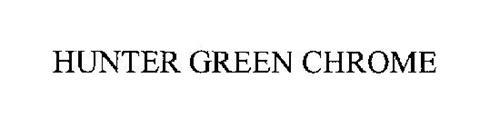 HUNTER GREEN CHROME