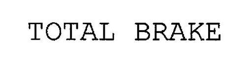 TOTAL BRAKE