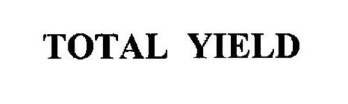 TOTAL YIELD
