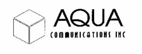 AQUA COMMUNICATIONS INC