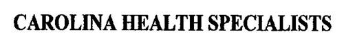 CAROLINA HEALTH SPECIALISTS