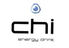 CHI ENERGY DRINK Trademark of GOLDEN FORTUNE IMPORT & EXPORT