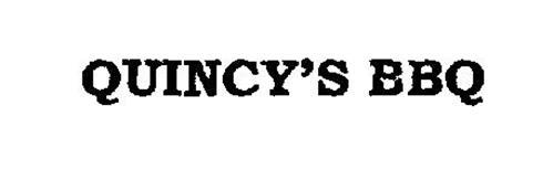 QUINCY'S BBQ