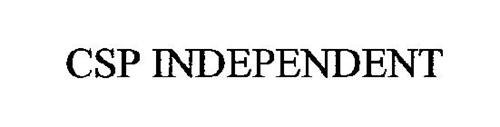 CSP INDEPENDENT