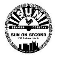 SUN RECORD COMPANY SUN ON SECOND 132 2ND AVE. NORTH NASHVILLE, TENNESSEE