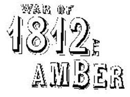 WAR OF 1812 AMBER ALE