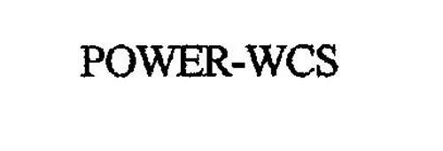 POWER-WCS