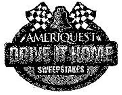 AMERIQUEST DRIVE IT HOME SWEEPSTAKES