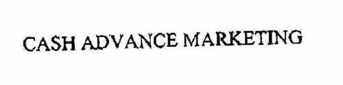 CASH ADVANCE MARKETING
