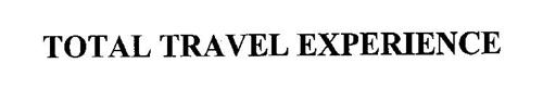 TOTAL TRAVEL EXPERIENCE