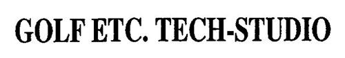 GOLF ETC. TECH-STUDIO
