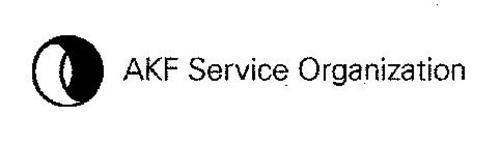 AKF SERVICE ORGANIZATION