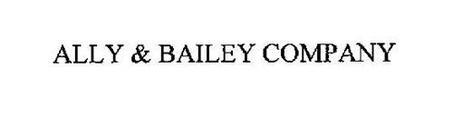 ALLY & BAILEY COMPANY