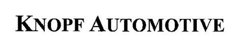 KNOPF AUTOMOTIVE