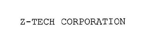 Z-TECH CORPORATION