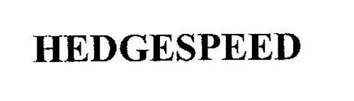 HEDGESPEED