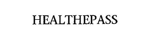 HEALTHEPASS