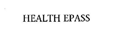 HEALTH EPASS