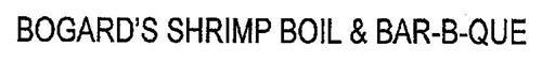 BOGARD'S SHRIMP BOIL & BAR-B-QUE