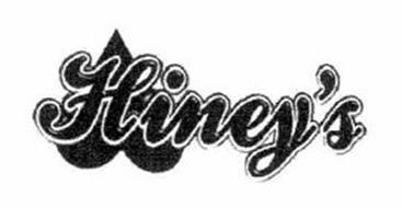 HINEY'S