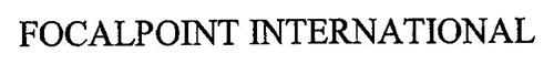 FOCALPOINT INTERNATIONAL